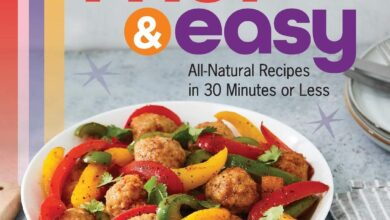 Photo of Hungry Girl Fast & Easy -All Natural Recipes in 30 Minutes or less