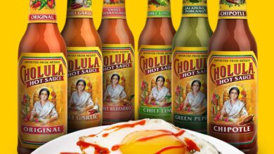 Photo of 6 Pack 5oz Bottle Cholula Hot Sauce Variety Pack